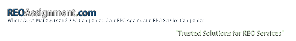 REOassignment- Where asset managers and bpo companies can